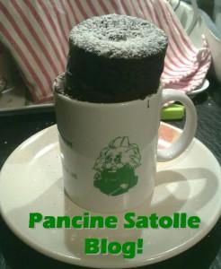 torta in tazza al microonde